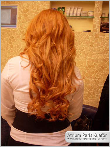Saçlarınız ile Daha Güzelsiniz