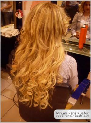 Saçlarınız İle Daha Güzelsiniz