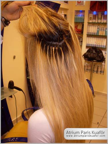 Saç Kaynaklarında Eşsiz Modeller