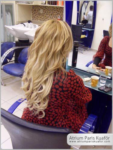 Saç Kaynak Modelleri
