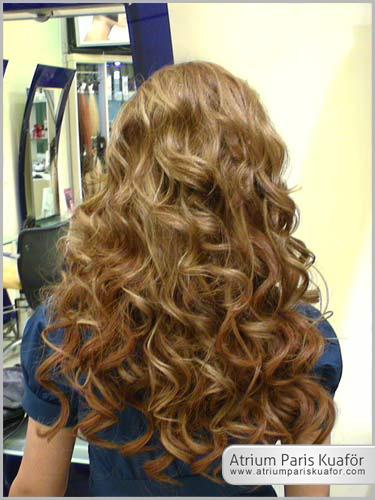 kıvırcık saç bakımı nasıl yapılmalı