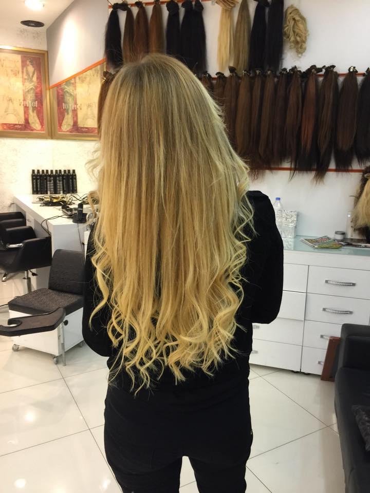 Saçınıza İstediğiniz İstediğiniz Şekli Verin