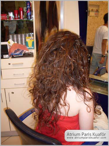 kepekli saçlara çözüm