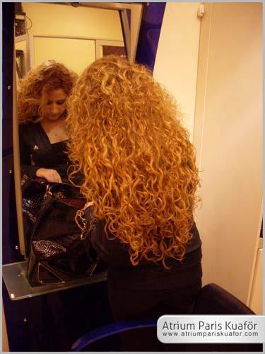 parlak saçlara sahip olma yolları