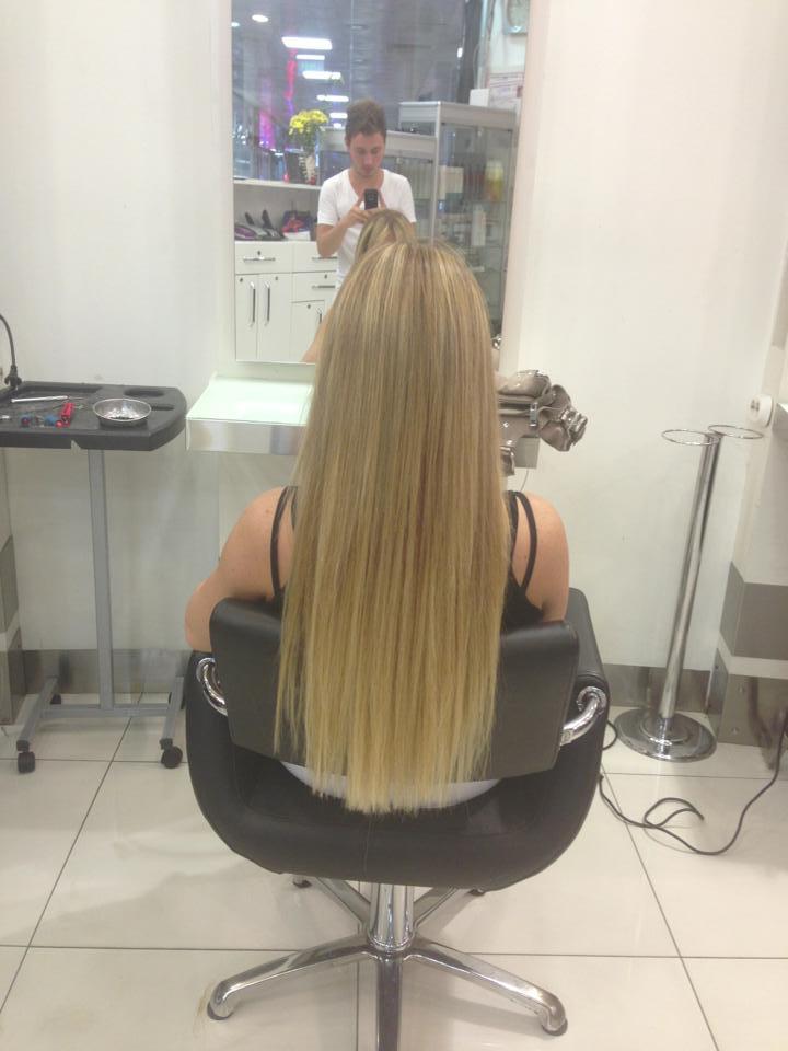 saç bakımında şampuan seçimi