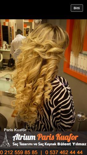 boncuk kaynaklı saç