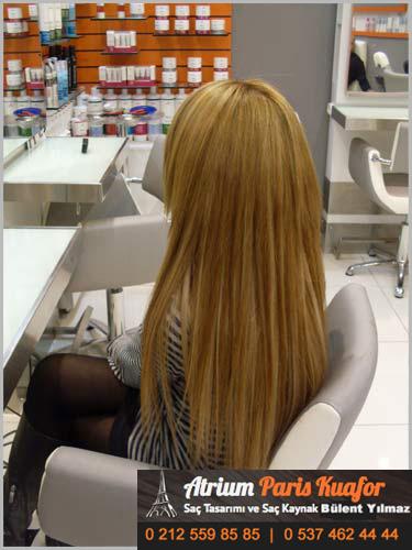 farklı kaynaklı saç modelleri