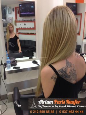 Her Saç Tipine Uygun Saç Kaynağı İmkanı