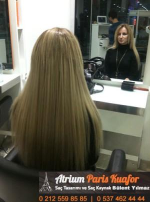 Saç Bakım Yağları İle İri Hacimli Saçlar