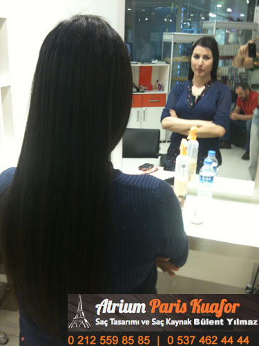 Sağlıklsız saçlar