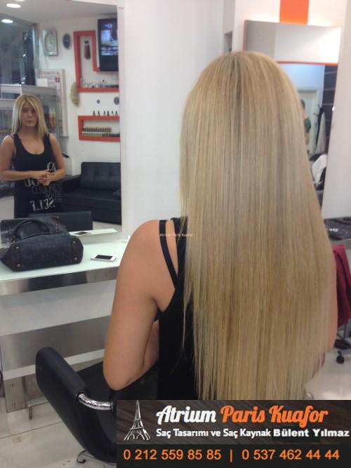 Uzun Sarı Saçlar