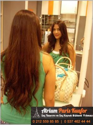 Saç Kaynak İle Uzun Saçlara Kavuşun